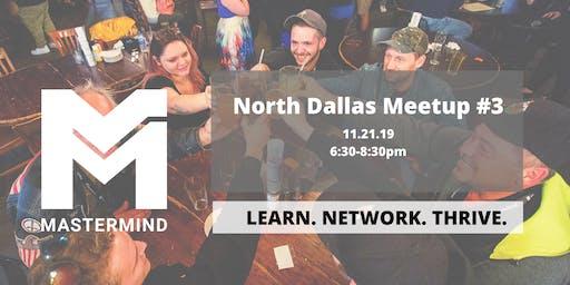 North Dallas Home Service Professional Networking  Meetup #3