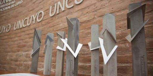 Premios FUNC 2019 - disertación de Sebastián Campa