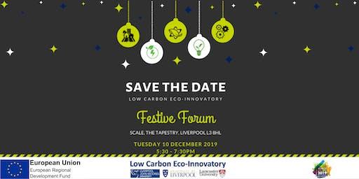 Low Carbon Eco-Innovatory Festive Forum