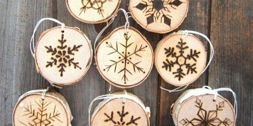 Eco Christmas Decoration Making with Joni Mackay