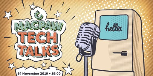 MacPaw Tech Talk #4 – Front end