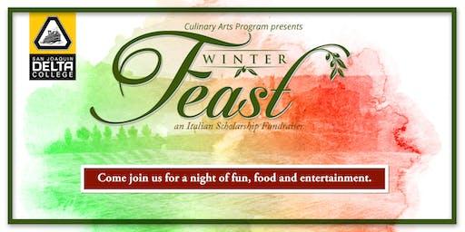 "Delta College Winter Feast ""Italian Scholarship Fundraiser"""
