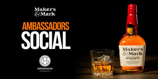 Maker's Mark Ambassadors Social