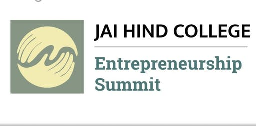 Start-up Competition at the Jai Hind College Global Summit 2020