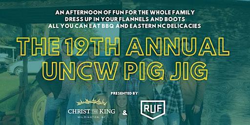 19TH ANNUAL  UNCW PIG JIG
