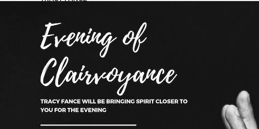 06-02-20 Folkestone Rugby Club; Evening of Clairvoyance with Tracy Fance