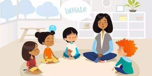 CALM MINDS (free program for kids 8-13)