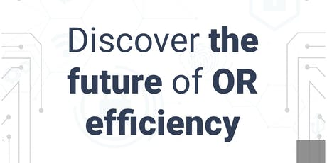 The Future of OR Efficiency - Free Inspiration Session tickets