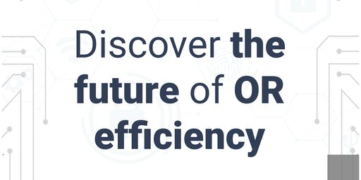 The Future of OR Efficiency - Free Inspiration Session