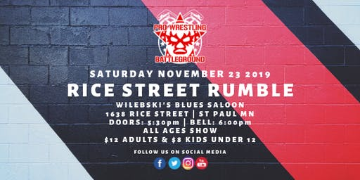 Pro Wrestling Battleground: Rice Street Rumble