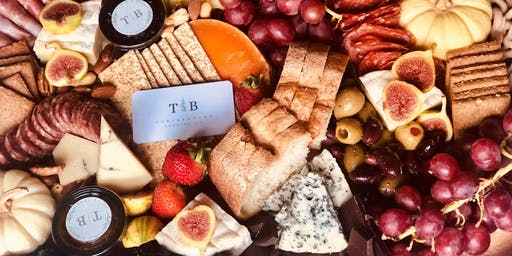 Mastering the Holiday Cheese Board with Table & Board Grazing Co.