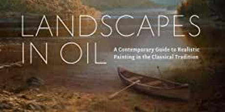 Book Talk: Landscapes in Oil: A Contemporary Guide to Realistic Painting tickets