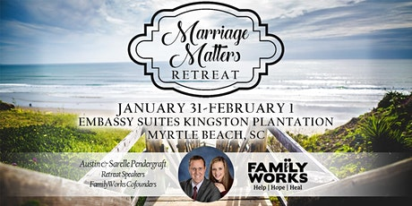 Marriage Matters Retreat tickets