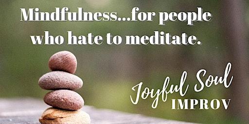 Joyful Soul Improv Course