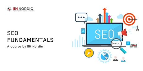SEO Fundamentals - Dansk tickets