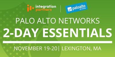 Palo Alto Networks 2-Day Essentials Class | Lexington, MA