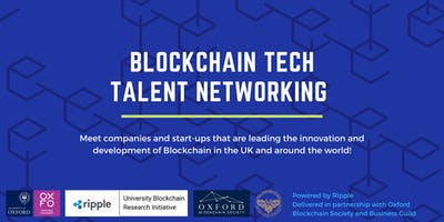 Blockchain Tech Talent Networking