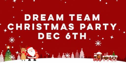 Dream Team Christmas Party 6:30p