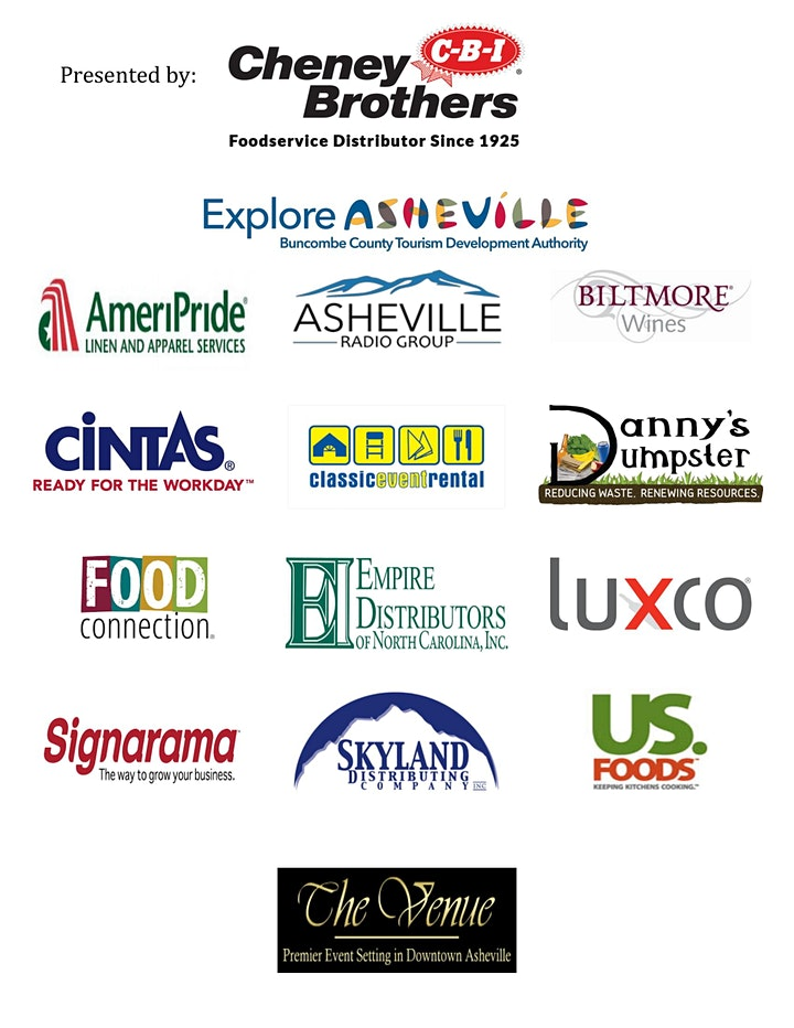 11th Annual Taste of Asheville: Presented by Cheney Brothers image