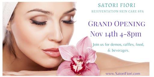 Satori Fiori Spa Grand Opening