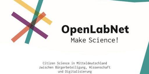 Citizen Science in Mitteldeutschland - Abschlusspräsentation