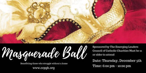 Catholic Charities Masquerade Ball