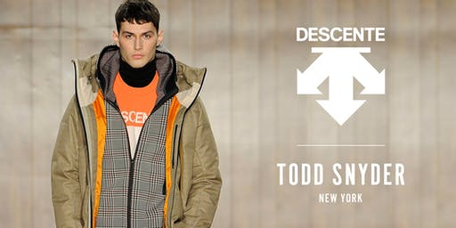Launch Event: Descente x Todd Snyder