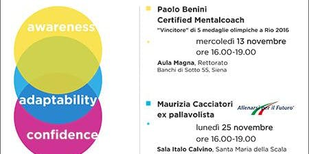 "Ciclo di incontri Skills for future ""Cognitive Flexibility"""