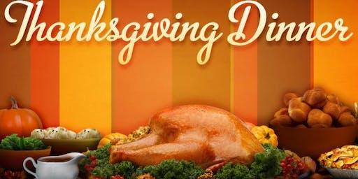 Early Thanksgiving Dinner 2019