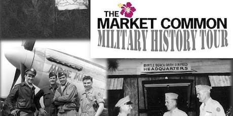 The Market Common Military History Tour tickets