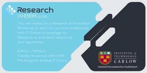 Research and Innovation Workshop