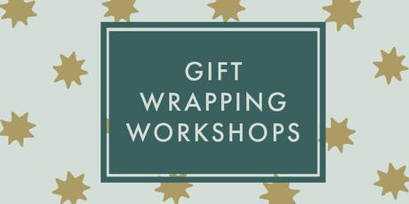 Gift Wrapping Workshop - Little Greene Notting Hill Showroom tickets