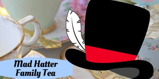 Mad Hatter Family Tea