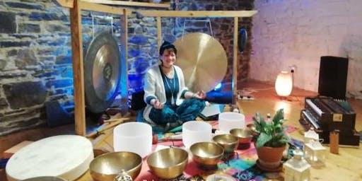 Nada Yoga Nidra Level 3 / Earth Sounds© Level 5 Cork City BOOKING DEPOSIT