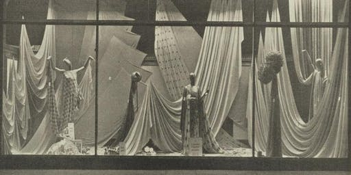 DABF19 Talk: The Bauhaus Effect on the Fundamentals of Window Display