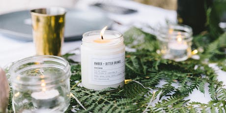 Homecoming x Lululemon Lab Candle Making Workshop tickets
