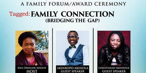 Family Forum: House of Cedar, Lagos
