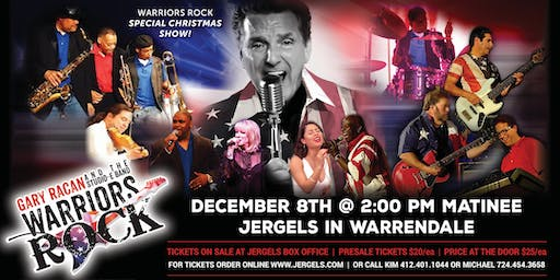 Warriors Rock - Special Christmas Show