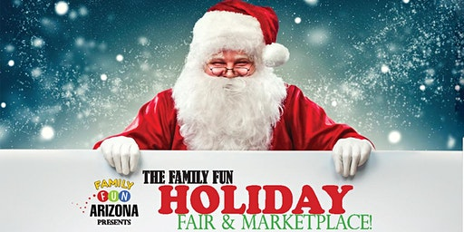 2nd Annual Family Fun Holiday Fair & Marketplace!