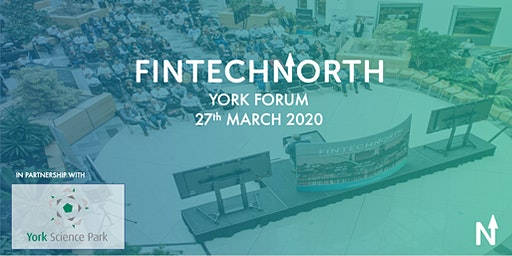 FinTech North York Forum