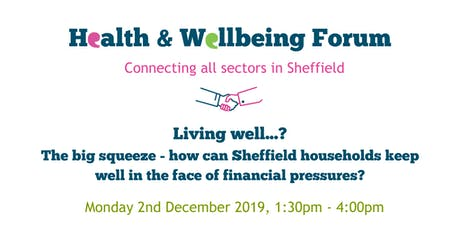 Health & Wellbeing Forum: The Big Squeeze tickets