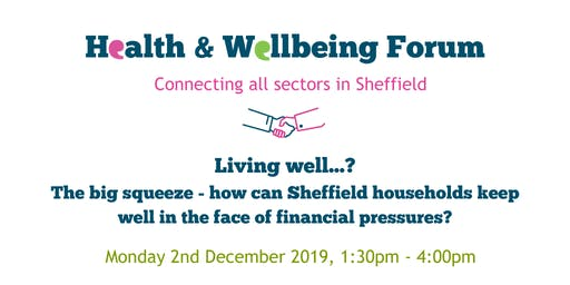 Health & Wellbeing Forum: The Big Squeeze