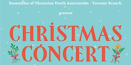 Christmas Concert: English & Ukrainian Carols tickets