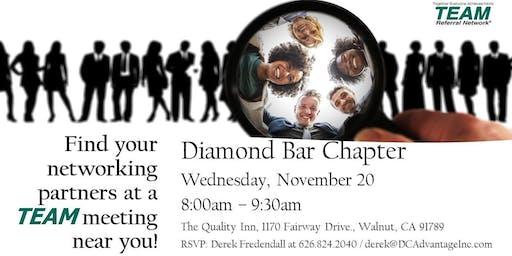 Diamond Bar Chapter - Invitation Day