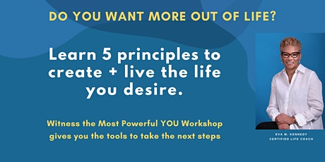 Witness the Most Powerful YOU Workshop tickets
