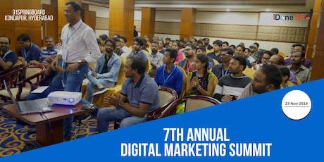 7th Annual Digital Marketing Summit tickets