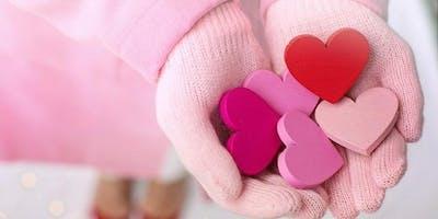 Valentine's Day- Drop off cake event