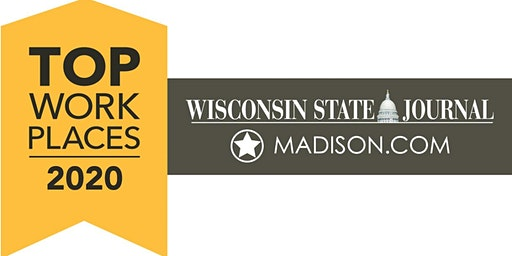 Wisconsin State Journal and Madison.com Top Workplaces Event