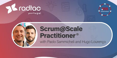 Scrum@Scale® Practitioner tickets