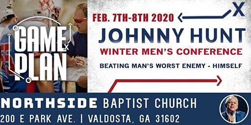 South Georgia Men's Conference 2020